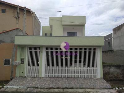 Sobrado Com 3 Dormitórios À Venda - Jardim Márcia - Suzano - So0380