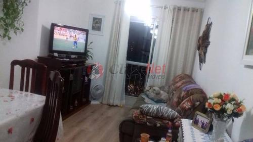 Imagem 1 de 30 de Apartamento Jardim Marajoara Para Venda - 1130