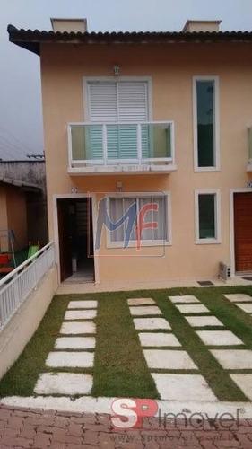 Imagem 1 de 15 de Ref 8643 Lindo Condomínio Fechado, Casa Semi Germinada No Bairro Jardim Colibri, Com 2 Dorms, 2 Vagas, 65 M² A.c. Próx. Raposo Tavares. - 8643