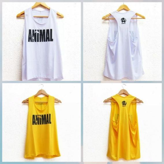 Camiseta Regata Animal