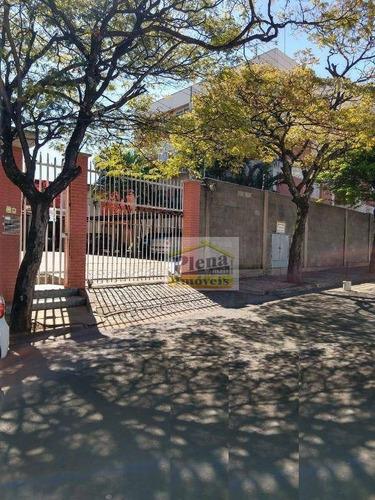 Imagem 1 de 17 de Apartamento Com 3 Dormitórios, 62 M² - Venda Por R$ 175.000,00 Ou Aluguel Por R$ 1.250,00/mês - Vila Santa Terezinha - Sumaré/sp - Ap1174