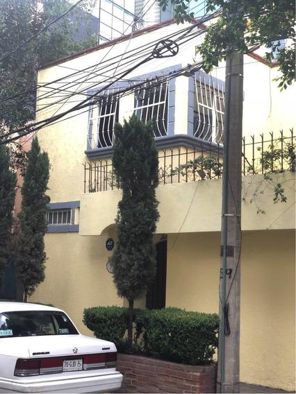 Casa Uso De Suelo, Insurgentes Mixcoac