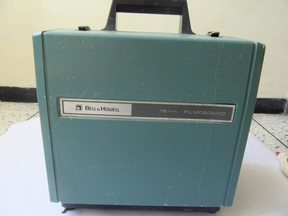 Proyector Bell & Howell, Filmsound, 18 Mm, Modelo 1579,usado