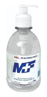 Alcohol En Gel Neutro Mf Antibacterial X 250cc