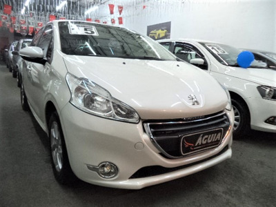 Peugeot 208 Active 1.5 Flex 2015 Completo + Airbags + Abs!