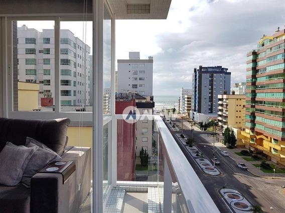 Apartamento Com 2 Dormitórios À Venda, 90 M² Por R$ 780.000 - Zona Nova - Capão Da Canoa/rs - Ap2657