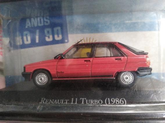 Autos Inolvidables 80/90 Renault 11 Turbo 1986