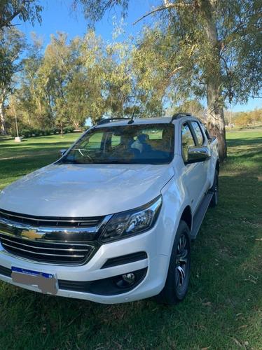 Chevrolet S10 Ltz 4x4 At 2018 Impecable (único Dueño)