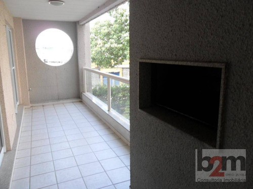 Apartamento Com 4 Dormitórios À Venda, 170 M² Por R$ 990.000,00 - Vila São Francisco - São Paulo/sp - Ap2430