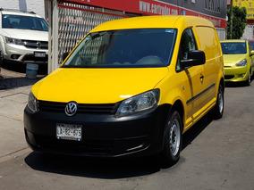 Volkswagen Caddy 2015 1.2 Maxi Cargo Van Larga Acepto Auto