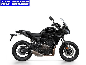 Yamaha Mt 07 Tracer 0km -única Unidad Disponible -mg Bikes!
