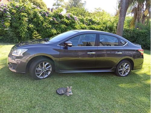 Nissan Sentra Sr Cvt Pure Drive 1.8 Sedán - Escucho Ofertas