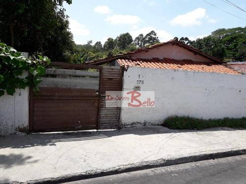 Casa Com 2 Dormitórios À Venda, 123 M² Por R$ 180.000,00 - Parque São Francisco - Itatiba/sp - Ca1346