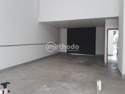 Salão Locação Vila Paraiso Campinas Sp - Sl00025 - 69071509