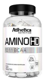 Amino Hd 10:1:1 Recovery -120 Tabletes - Atlhetica Nutrition