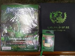 Pathfinder The Emerald Spire Superdungeon Kickstarter Ed.
