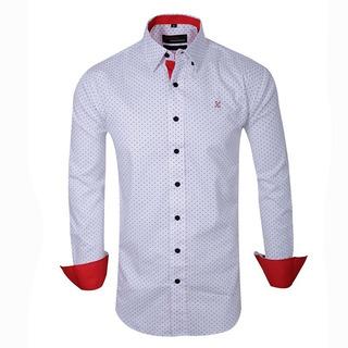 Camisa Entallada Hombre Slim Fit - Quality Import Usa
