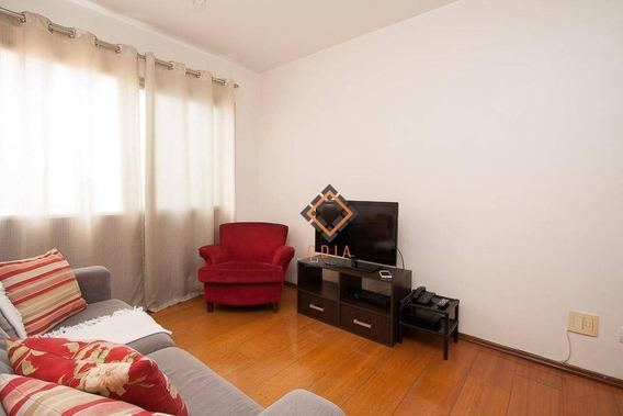 Apartamento Com 1 Dormitório À Venda, 42 M² Por R$ 350.000 - Vila Ipojuca - São Paulo/sp - Ap33694