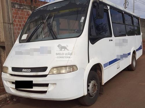 Micro Ônibus Urbano Iveco City Class 6013 - 04/04 - 25 Lug