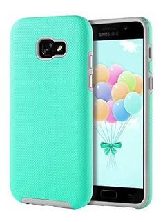 Carcasa Rígida Híbrida De Doble Capa Para Samsung Galaxy A5