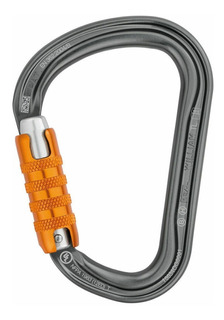 Petzl William Tri-act Hms Mosqueton
