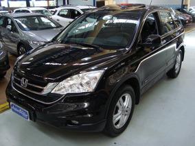 Honda Cr-v Exl 2010 4x4 Automático (completo + Teto Solar)