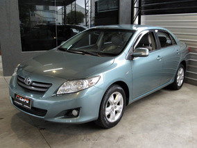 Toyota Corolla Sedan Xei 1.8 16v Flex Aut.