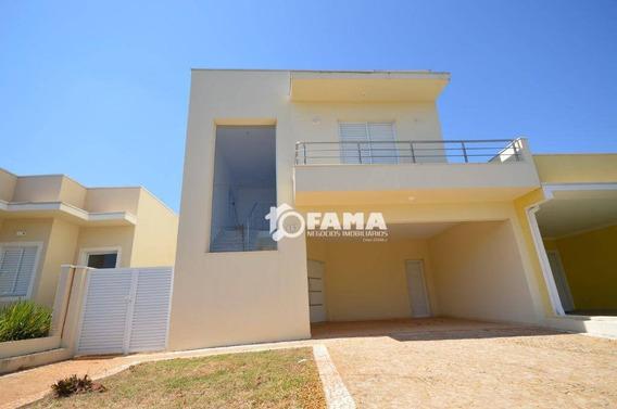 Casa Com 3 Dormitórios Para Alugar, 192 M² - Residencial Real Parque Sumaré - Sumaré/sp - Ca1909