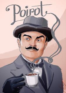 Dvd - Série Poirot - Aghata Christie