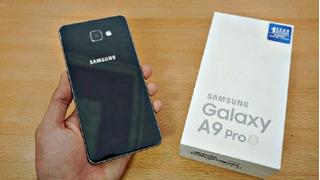 Celular Samsung Galaxy A9 Pro Preto