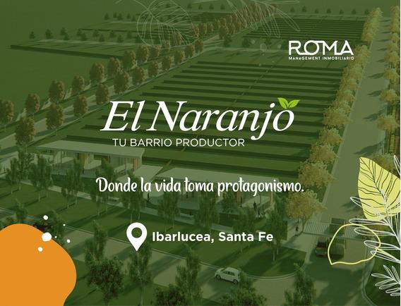 Emprendimiento Lote Terreno - El Naranjo - Barrio Abierto Residencial