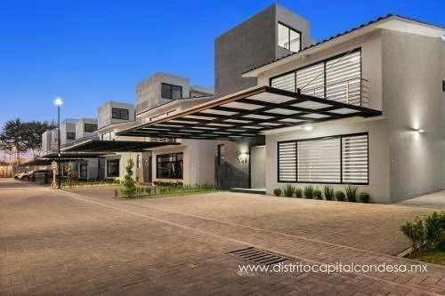 Casa En Venta En Ibiza Residencial, Metepec, Estado De México