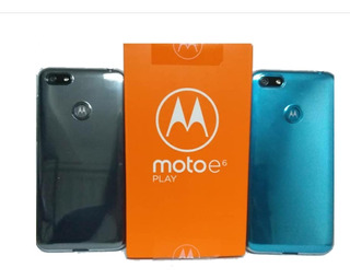 Motorola E6 Play 32gb+ 2gb Lte