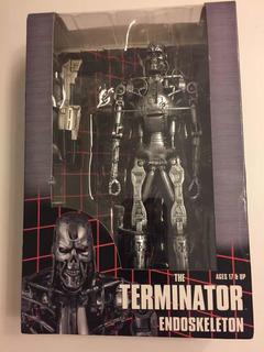 Figura The Terminator Endoskeleton
