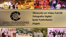 Fotografia Digital Y Filmación En Full Hd Precios De Promo!