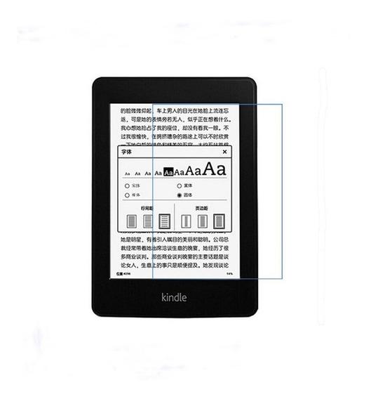 Pelicula Fosca + Caneta Touch Kindle Paperwhite 10 Geração