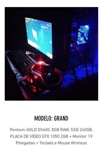 Computador Completo - Modelo Grand