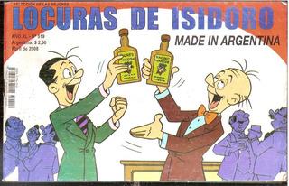 Locuras De Isidoro Made In Argentina Año Xl Nro 519 2008