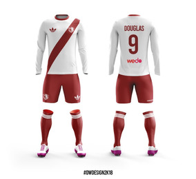 be6fc41cfecd4 Mockup Uniforme De Futebol - Design Gráfico e Edição [Melhor Preço ...