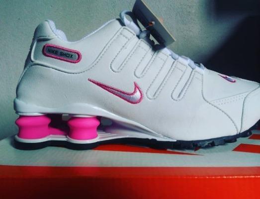 Tenis Nike Chok Freti Gratis