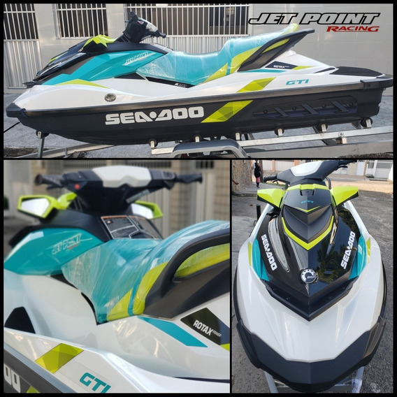 Sea Doo Gti 90 C9hrs