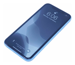 Celular iPhone Xr Azul 64 Gb