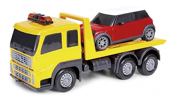 Caminhão Resgate Mini Frota Poliplac