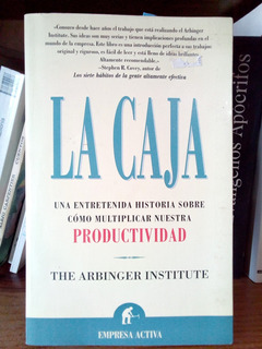 La Caja. The Arbinger Institute.