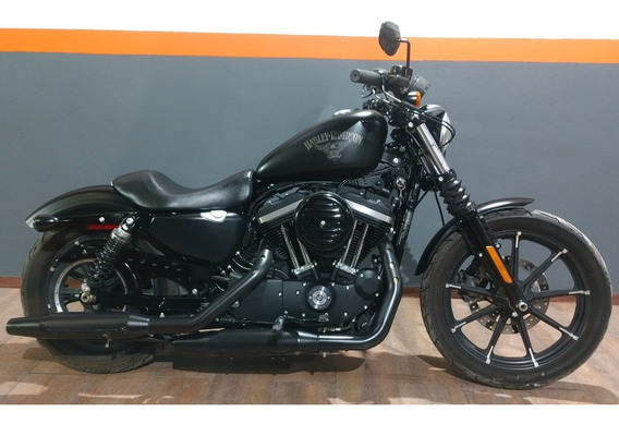 Harley Davidson Sportster 883 Iron 2016 Reestrena!