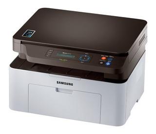Impresora Láser Multifunción Samsung Xpress Sl-m2070w+6 Cuot