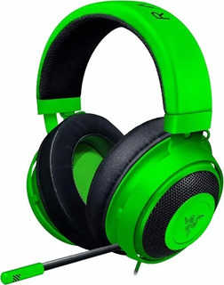 Auricular Razer Kraken Multi-plataforma Wired Verde Pc Ps4