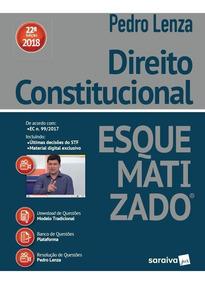 Direito Constitucional Esquematizado - 22ª Ed. 2018