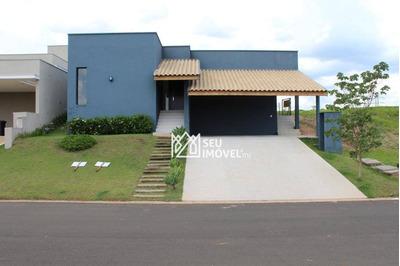 Casa Com 3 Dormitórios À Venda, 230 M² Por R$ 950.000 - Condomínio Villas Do Golfe - Itu/sp - Ca1875