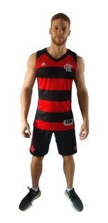 Regata De Basquete Original Flamengo adidas 2018/19 Dx2324